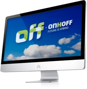 ONHOFF Future is Hybrid